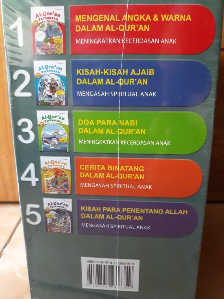 Pendidikan Anak Islami Tips Quran