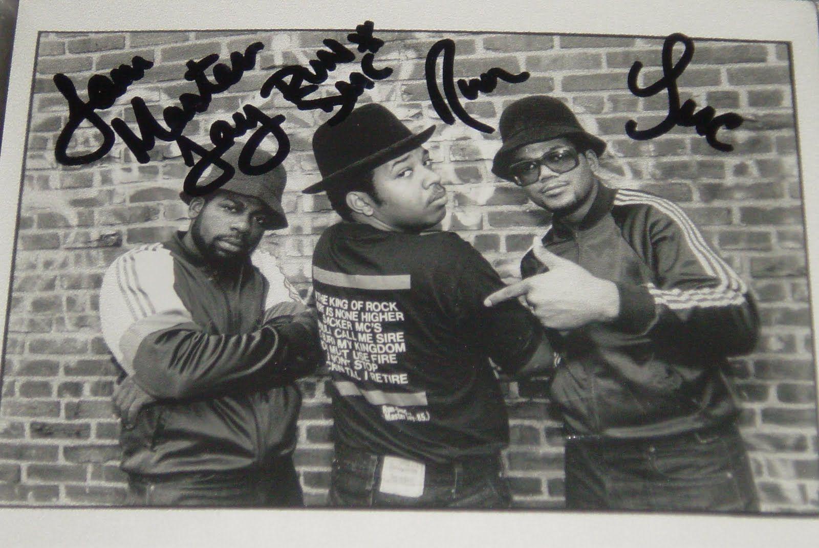 Hip Hop Def Jam Run Dmc Hip Hop Is Something You Live