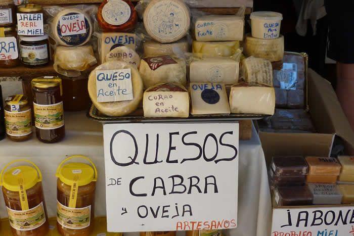 The Aracena Sierra is a gastronome's paradise