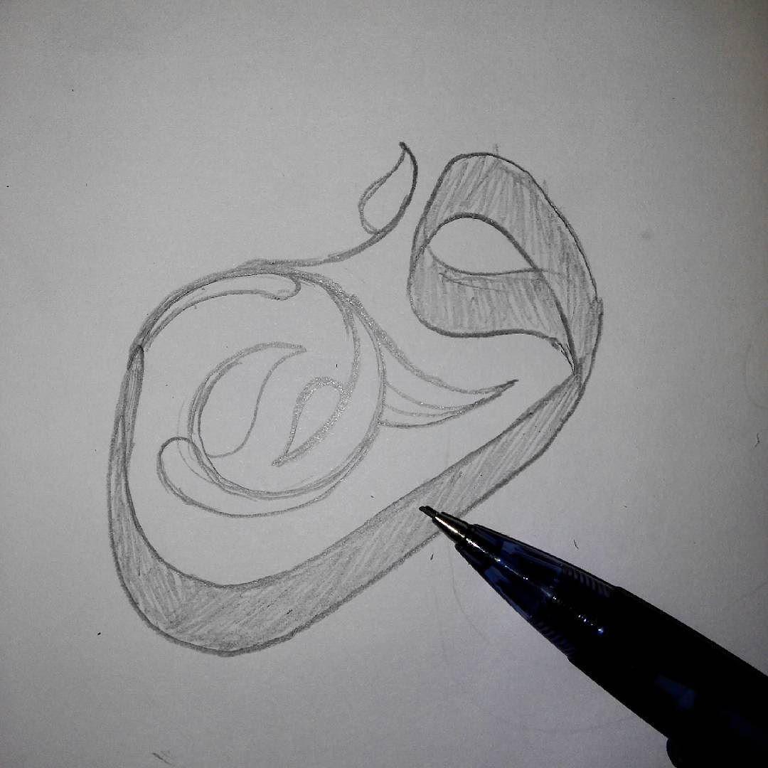 Sh Moiz Nagpurwala On Instagram حرف الواو الخط العربي بخطـ يدي Sketch خط خط الثلث زخارف Arabic Art Ancient Art Art Journal