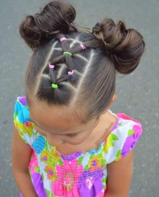 ✔ Hairstyles For Kids To Do Themselves Simple #beachwavehair #rosegoldhair #mauvehair