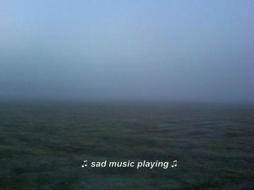 Výsledek obrázku pro tumblr sad music