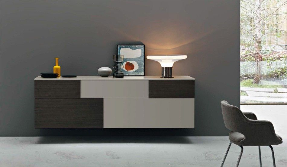 Incontro Sideboard I By Sangiacomo Italy Fronts Th 30 20