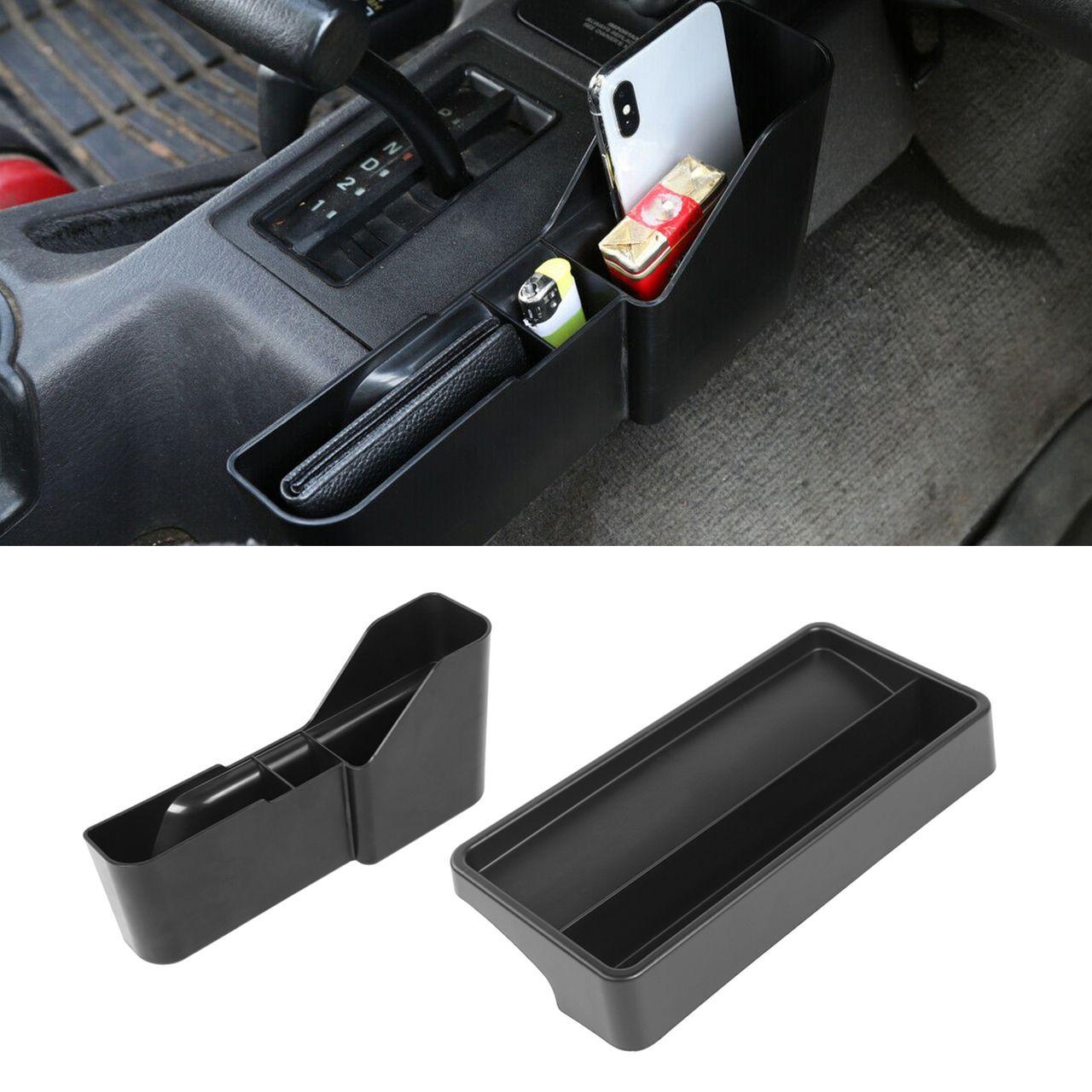 Interior Gear & Dashboard Storage Box Organizer For