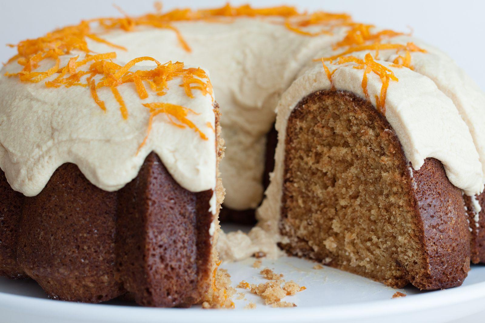 Bundt Cake de caramelo y ron - Lost in Cupcakes