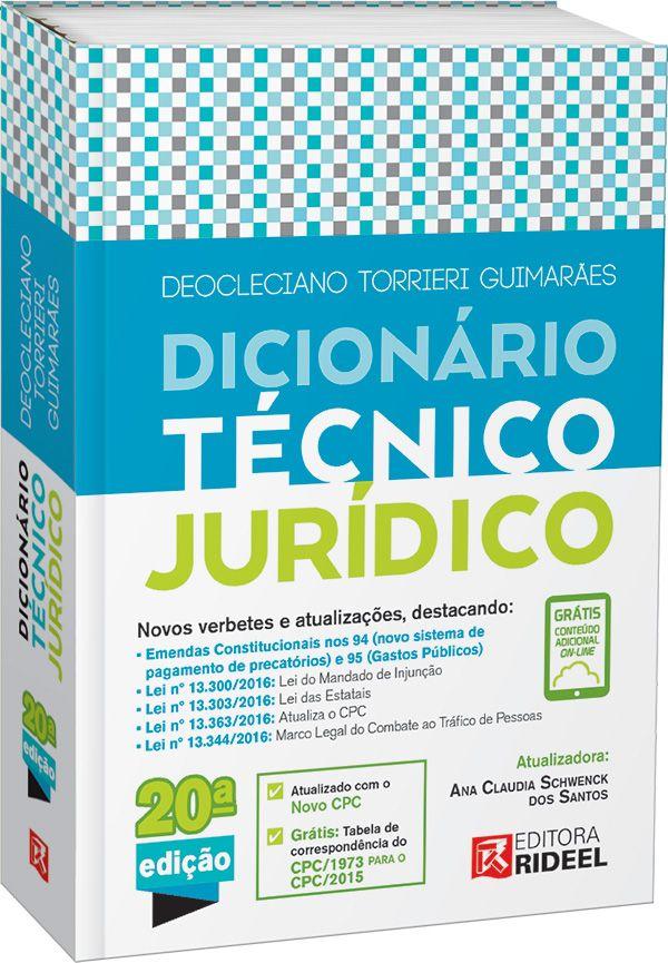 Dicionário Técnico e Jurídico de Protecção Social ...