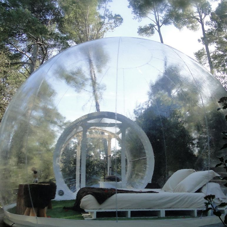 Bubble tents France - From the secluded to the spectacular; the worldu0027s most amazing & From the secluded to the spectacular; the worldu0027s most amazing ...