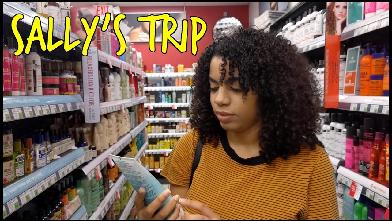 Sally's Beauty Supply Follow Me To Buy Hair Products
