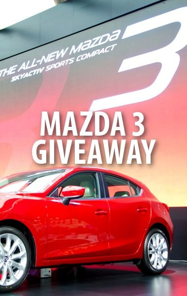 Ellen Played A Game With The Audience And Gave Away A Mazda - Ellen degeneres show car giveaway