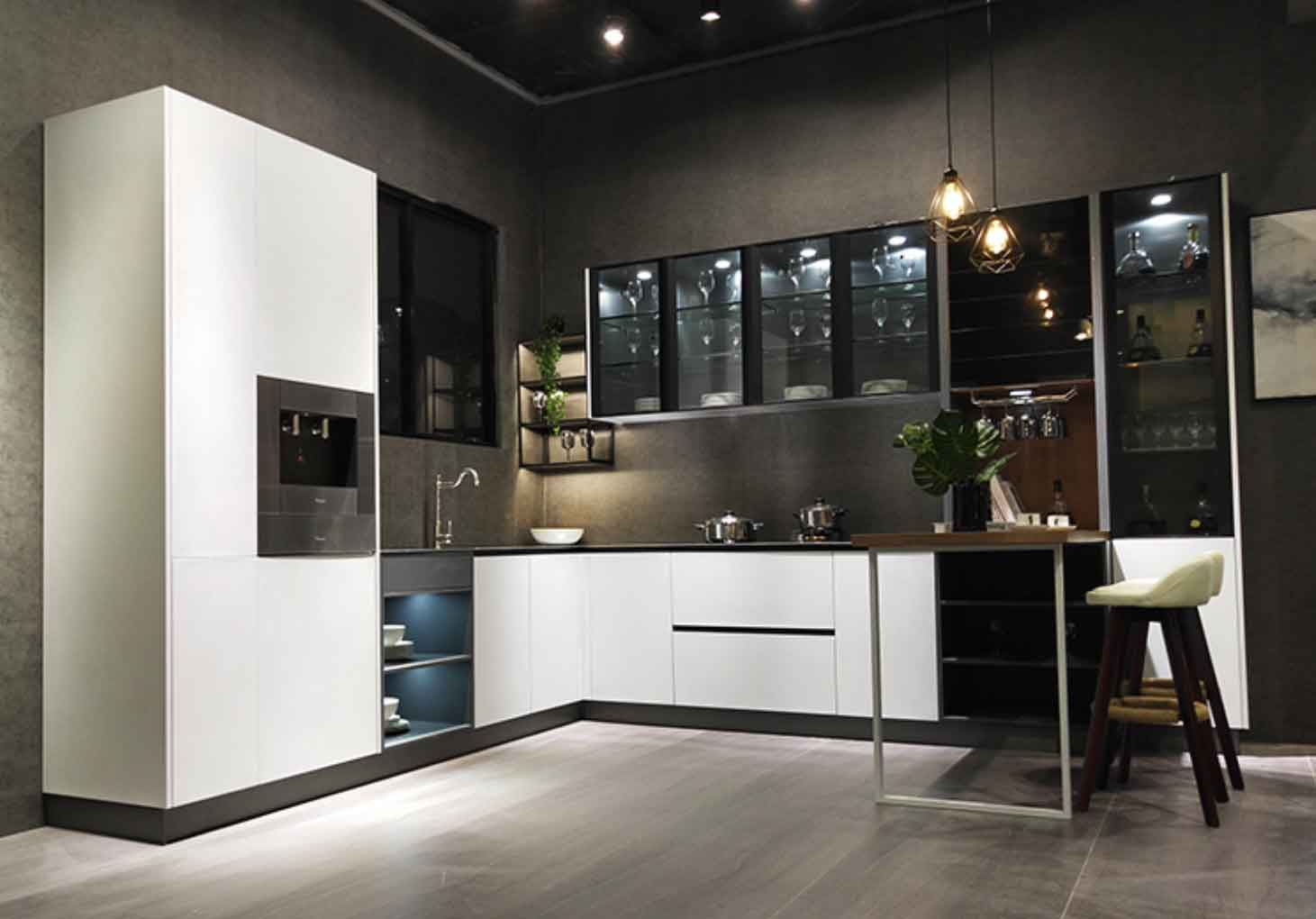 OEM Stainless Steel Kitchen Cabinet Manufacturer - Canlia ...