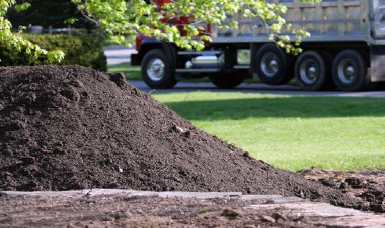 topsoil Top soil, Garden services, Healthy lawn