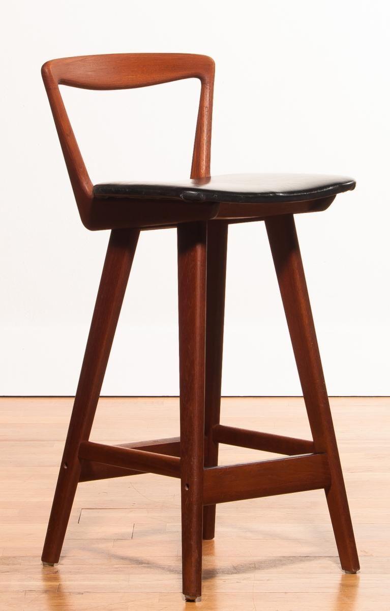 Bar Stools By Henry Rosengren Hansen For Brande Mobelindustri