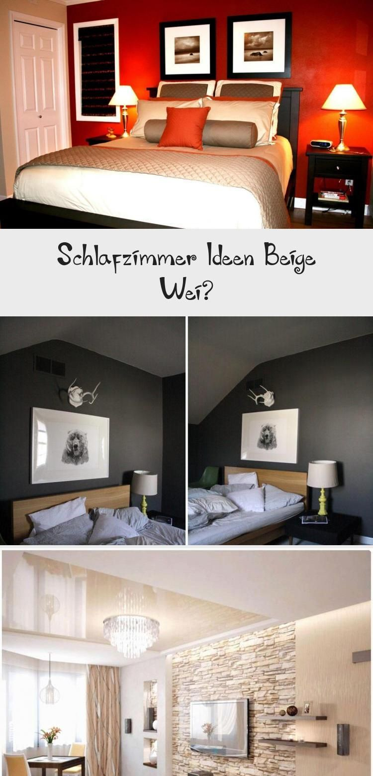 Schlafzimmer Ideen Beige Wei In 2020 Home Decor Home Decor