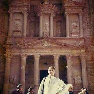 Petra, Giordania  1998