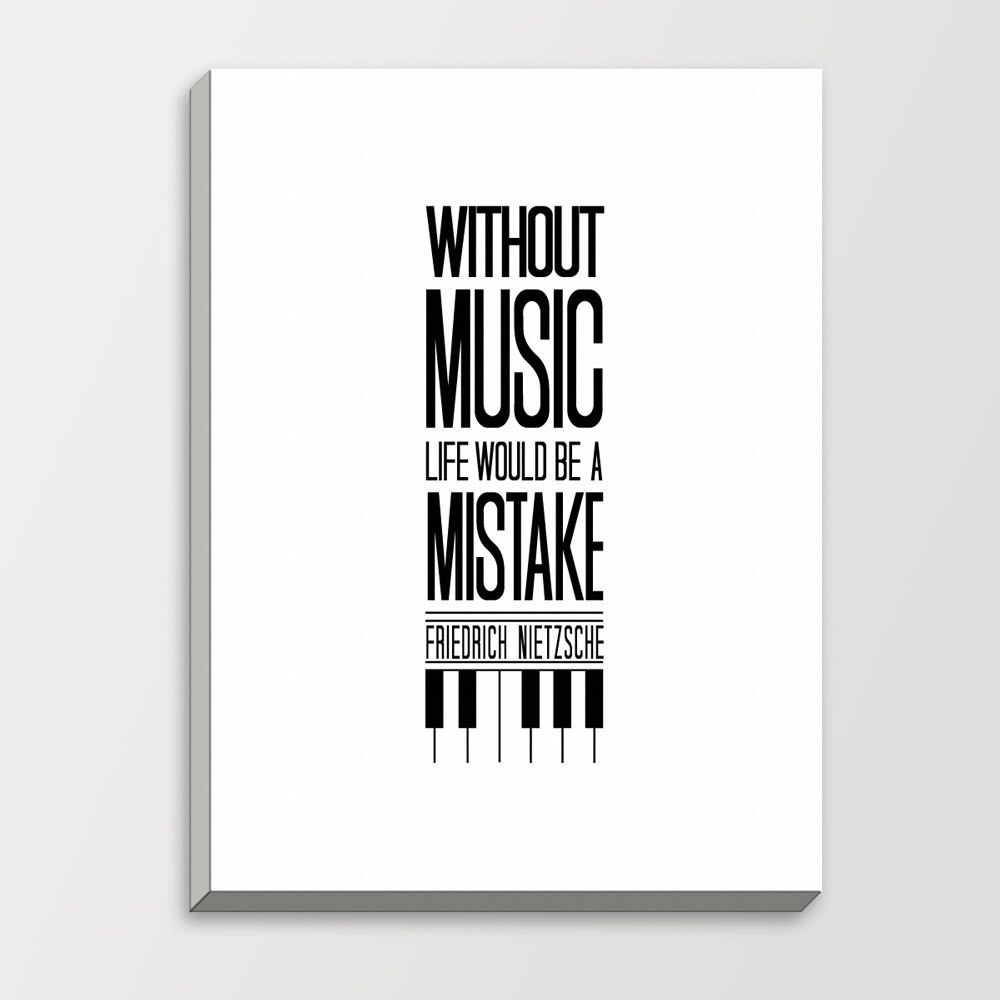 Black White Nice Designal Quotes Typography Hipster