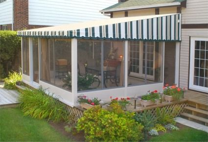 Exceptional Lovely Patio Enclosure Kit