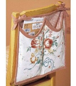 Pin by Elf Noyes on home Chair pockets, Sewing projects