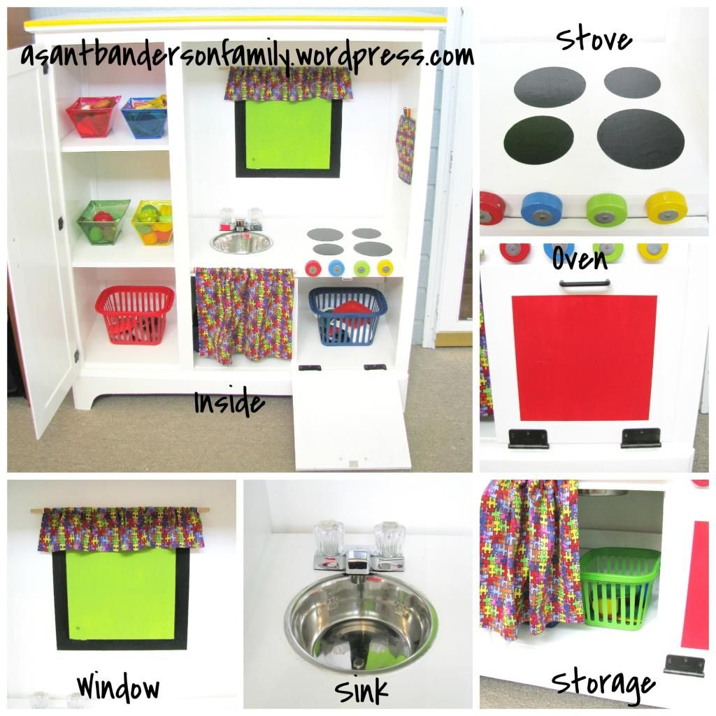 Upcycle Play Kitchen With Images Play Kitchen Kids