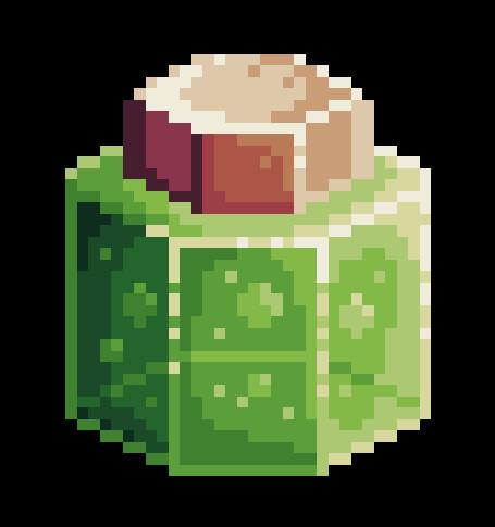 Artstation Pixel Potion Icon Chris Caskie In 2021 Pixel Art Design Pixel Art Games Pixel Art