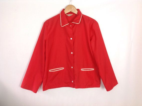 60's Japanese Windbreaker Unisex
