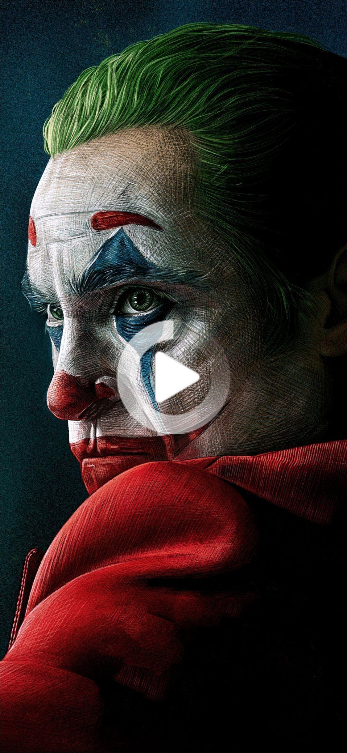 Joker 4k tapety pro iPhone 11 Pro Max in 2020 Live