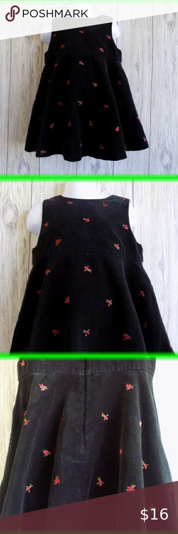 Gymboree Holiday Jumper Velvet Dress Size 2t Velvet Dress Gymboree Dresses Size Girls [ 1740 x 580 Pixel ]