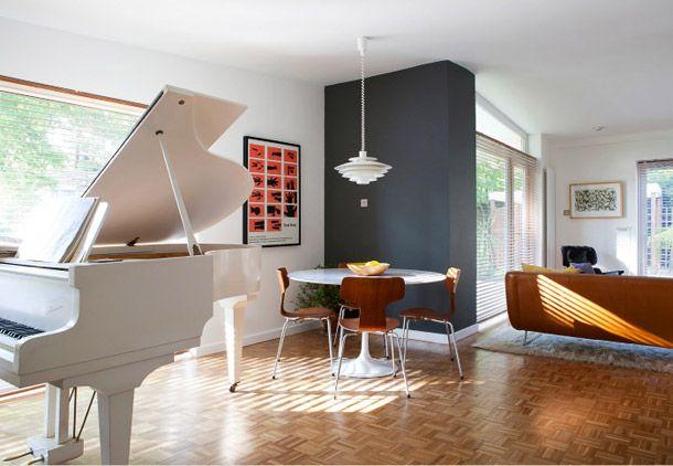 bungalow type house interior design walls