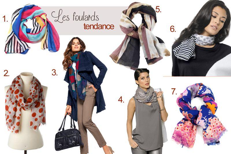 359482c72d7f7 Quel foulard femme imprimé choisir en fonction de son teint ...