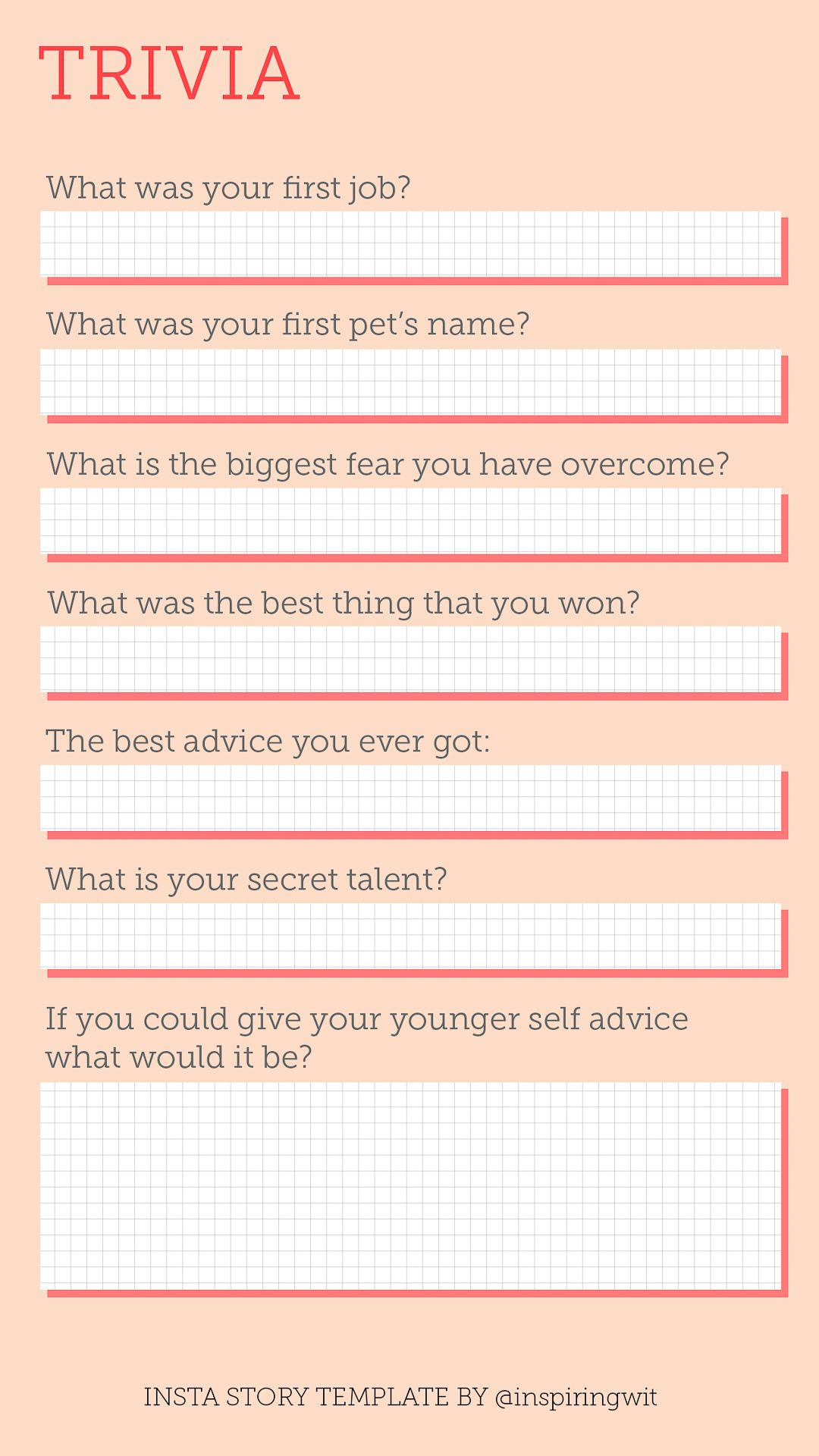 Snapchat trivia