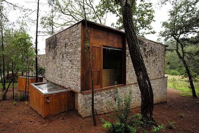 Maison BGS à Tapalpa par Alvaro Moragrega / architecte ,  #Alvaro #architecte #BGS #maison #Moragrega #par #Tapalpa