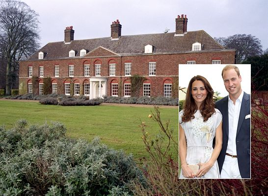 Security Fears At Duke And Duchess Of Cambridge 39 S New