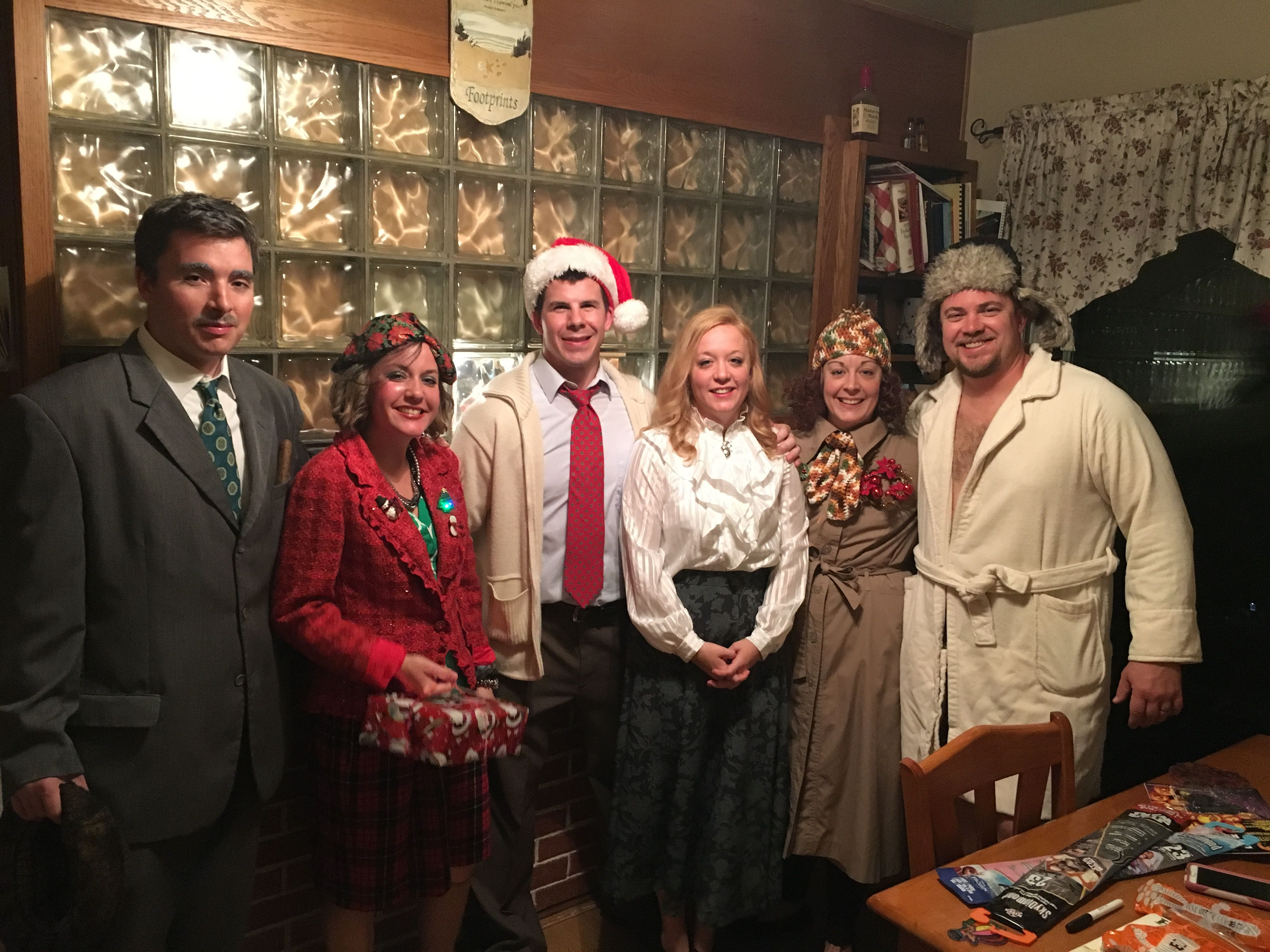 Christmas Vacation Halloween Group Costume