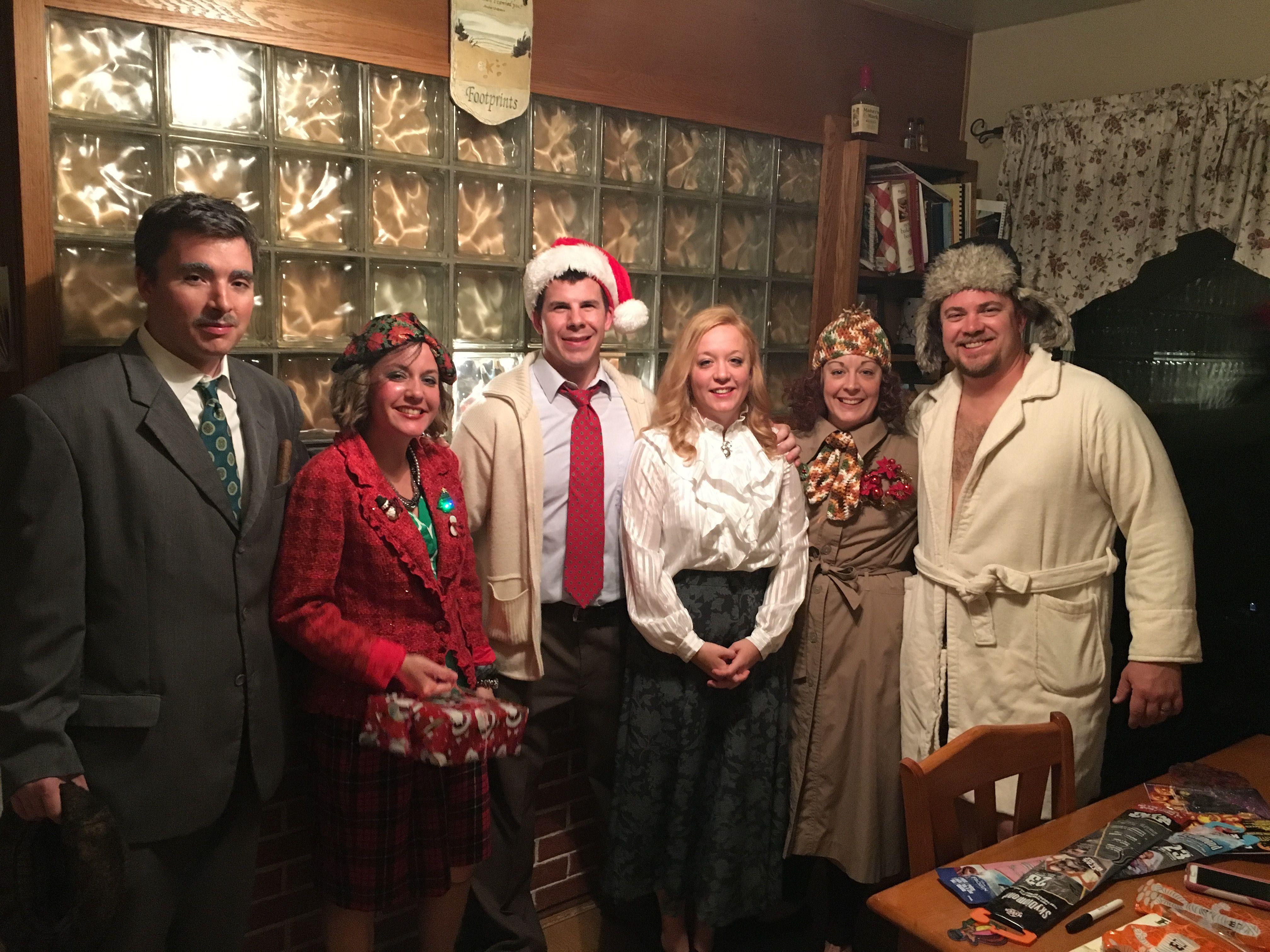 Christmas Vacation Halloween Group Costume Christmas