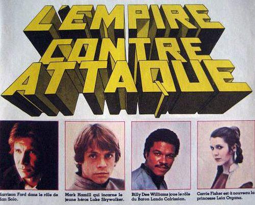 L' Empire Contre Attaque