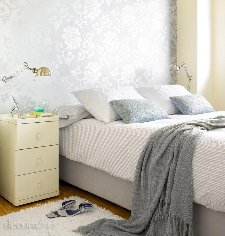 Ikea quiero quedarme con la boca abierta papel pintado for Papeles para empapelar dormitorios