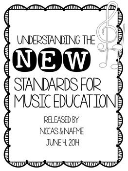 Understanding the New Standards for Music Education from