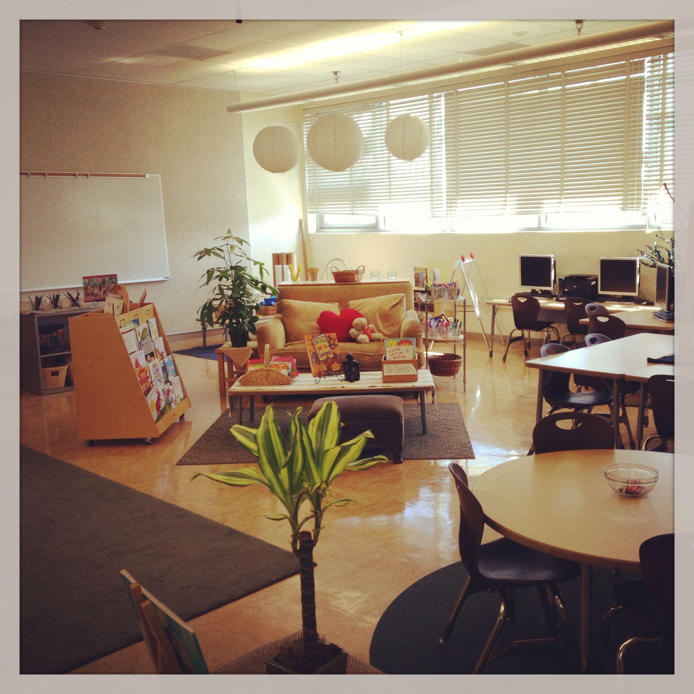 Neutral Classroom Decor : My classroom based on a reggio inspired theory i try to