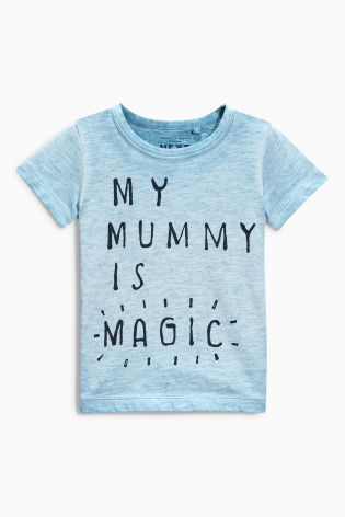 Buy T-Shirt (3mths-6yrs) online today at Next: Belgium