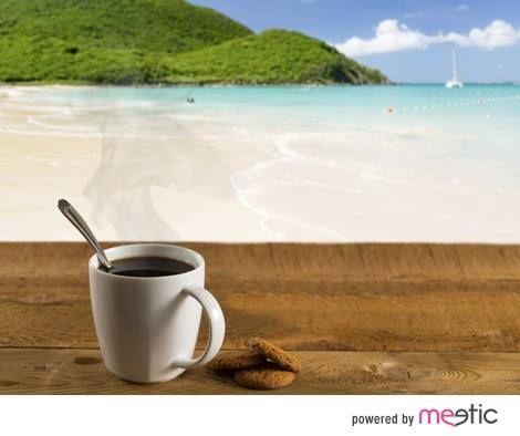 #caffè #mare #relax