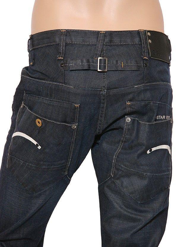 6b0ac9e91d8 G-Star Raw Blade Slim Fit Jean in Foil Denim 3D Vintage | Men's ...