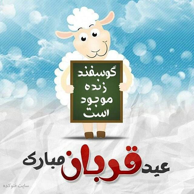 استوری تبریک عید قربان متن و عکس تبریک ویمگزتبریک عید قربان Congratulations Eid Al Adha Art