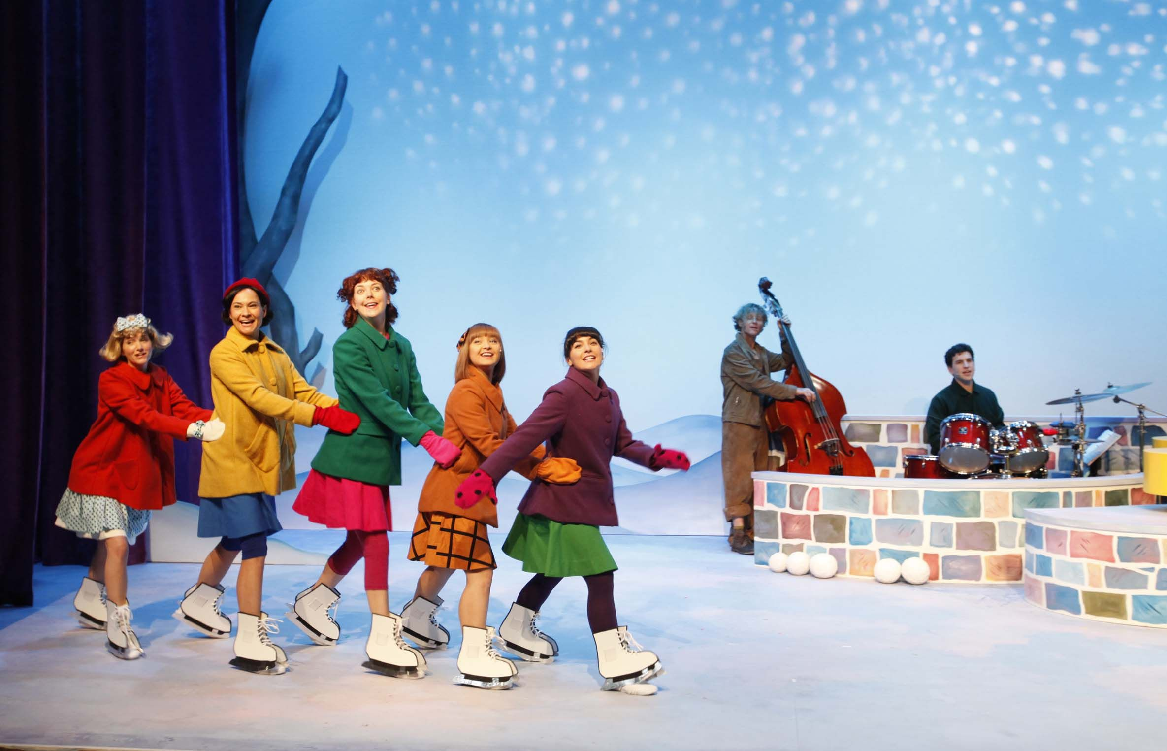 A Charlie Brown Christmas | Carousel Theatre For Young People ...