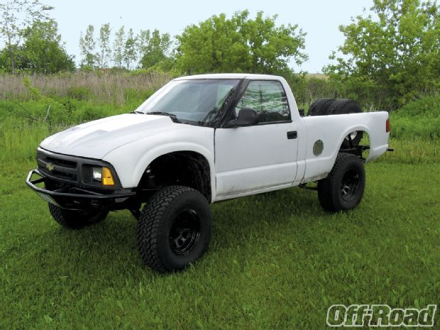Off Road Readers Rides January 2011 Off Road Magazine Chevy S10 Offroad New Trucks