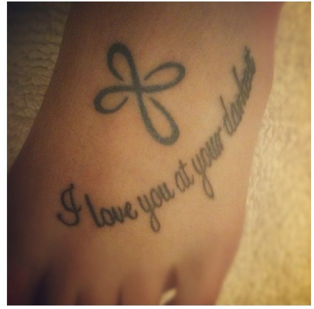 Tattoo Needle Quotes: I Love You At Your Darkest!