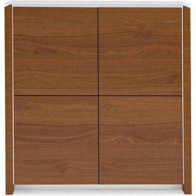 Calligaris Mag Storage Cabinet Cs6029 4 Italian Designed Sideboard - Calligaris-seattle-storage-cupboard-with-four-doors
