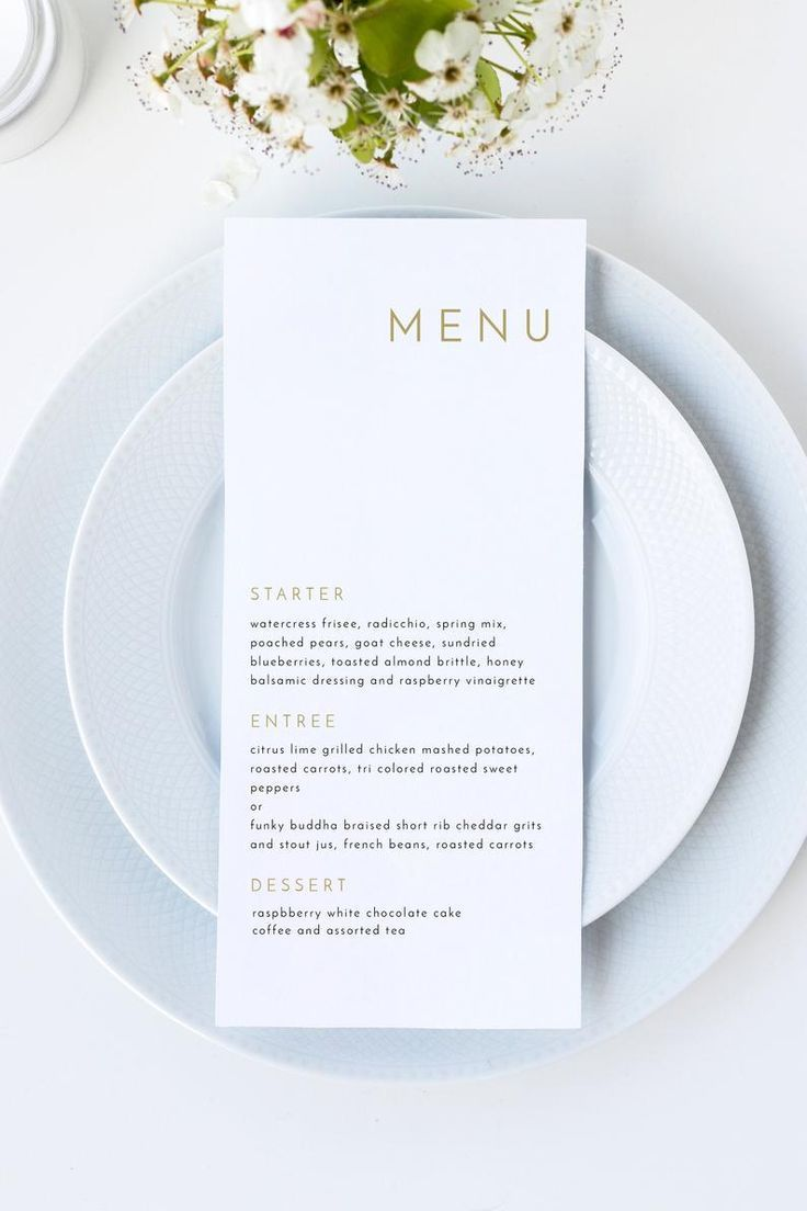 Minimal Wedding Menu Template, Minimalist Wedding Menu, Modern Wedding Menu, Let's Eat Menu Templett Wedding Menu Editable Wedding Menu Gold #weddingmenutemplate Minimal Wedding Menu Template Minimalist Wedding Menu Modern | Etsy #weddingmenutemplate