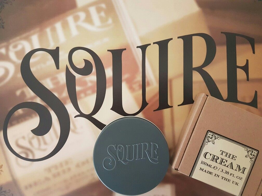 New gents products www.squirehair.co.uk