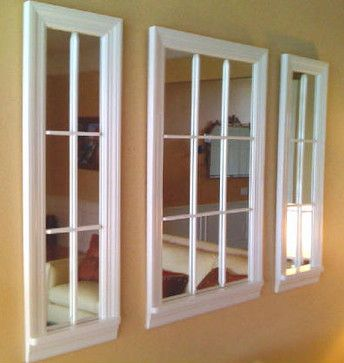 Pin By Linmarie Cameron On Crafts Window Mirror White Mirror Mirrors Like Windows