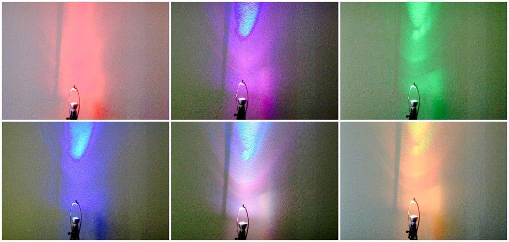 Color Change Light Bulbs Color Changing Light Bulb Color