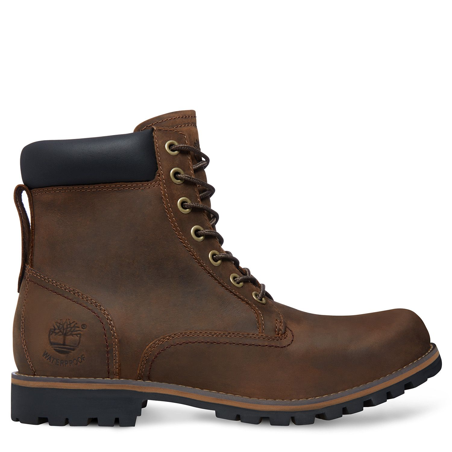 Timberland® Rugged 6 Inch Rugged Waterproof Boot para hombre